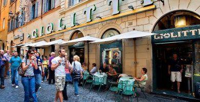 Heladería Giolitti Roma