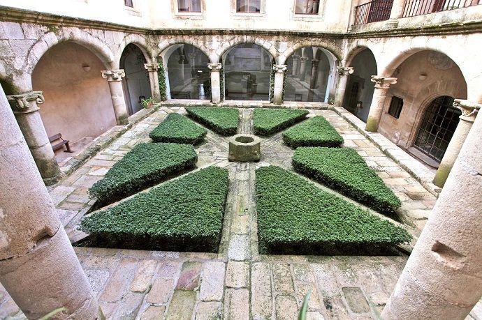 Visitar el museo de la Coria