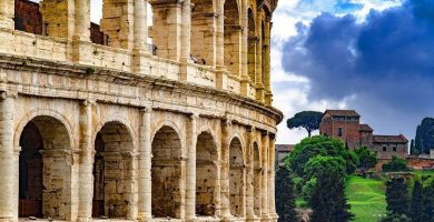 Qué ver Coliseo Roma