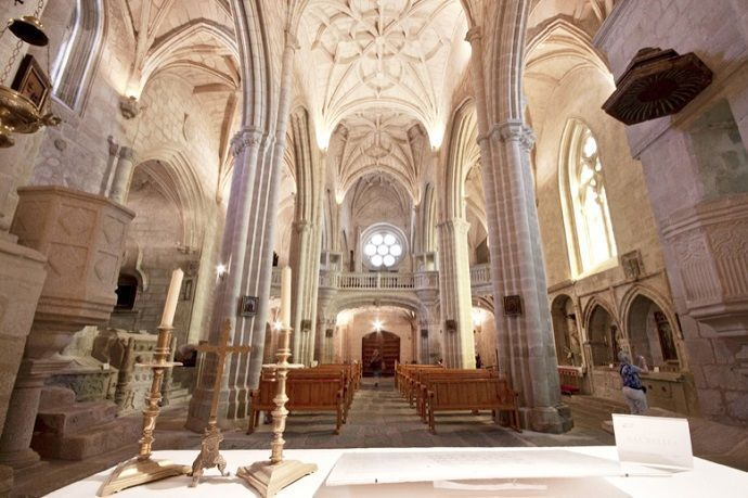Iglesias de Trujillo