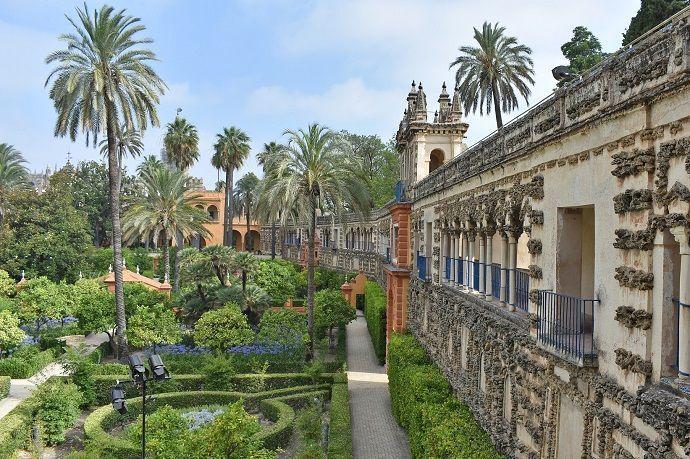 Tour por los monumentos principales de Sevilla
