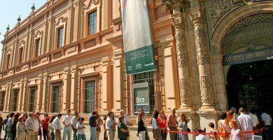 Visita guiada museo de pintura Sevilla