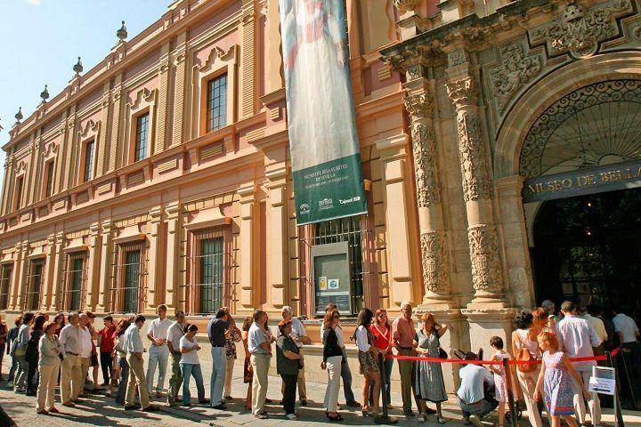 Visita guiada museo Bellas Artes Sevilla