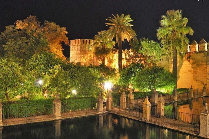 Tour por el Alcázar de los Reyes Cristianos