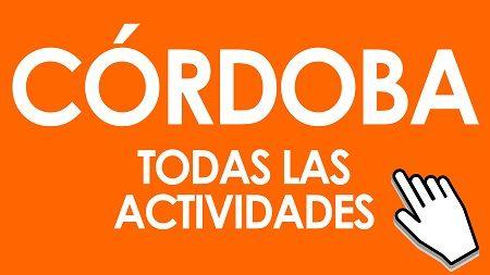 Actividades turísticas en Córdoba