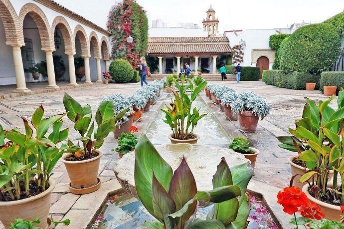 Guía por el Palacio de Viana en Córdoba