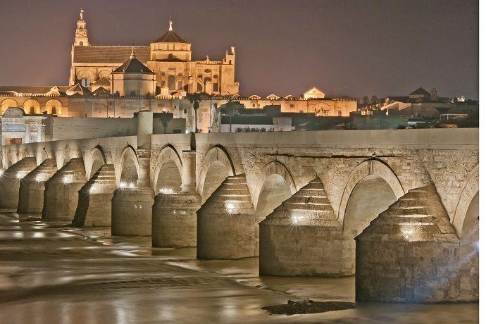 tour nocturno por el puente Roafr