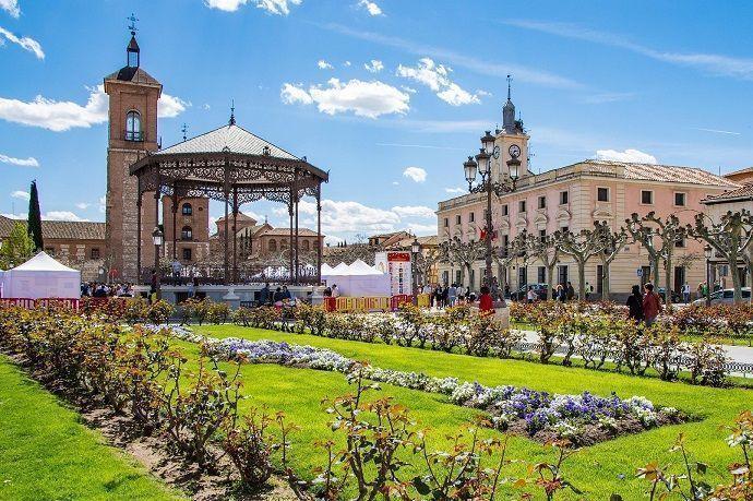 Visitar Alcalá de Henares desde Madrid