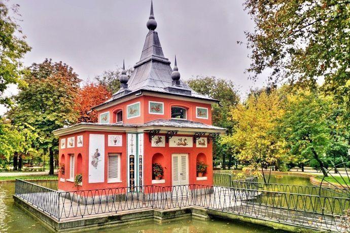 Visitar Jardín del Buen Retiro Madrid
