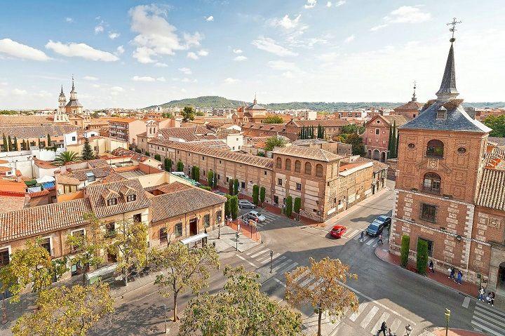 Excursión a Alcalá de Henares desde Madrid