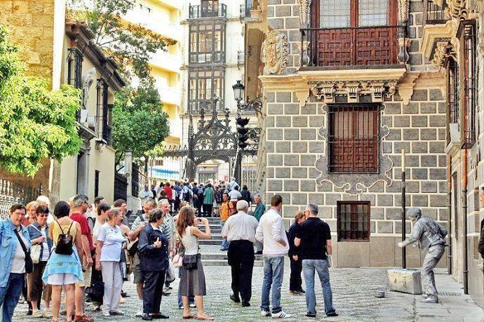 Visita guiada centro de Granada