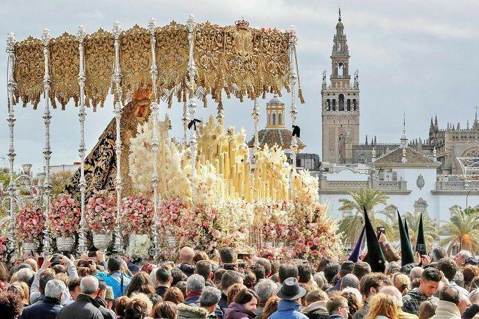 Ver la Semana santa de Sevilla