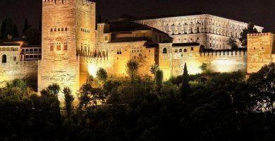 Tour nocturno por Granada