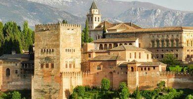 Tours, excursiones y visitas guiadas en Granada