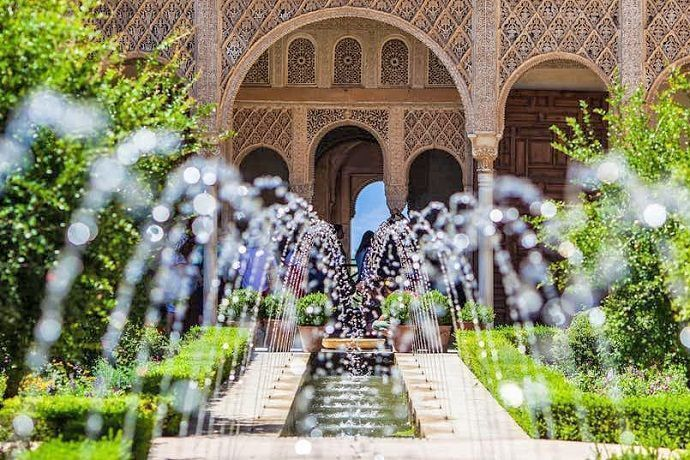Tour guiado Alhambra de Granada