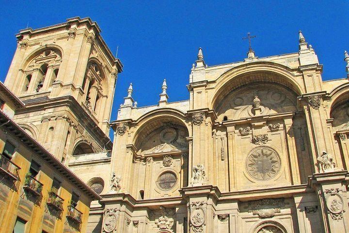 Visita guiada Catedral de Granada