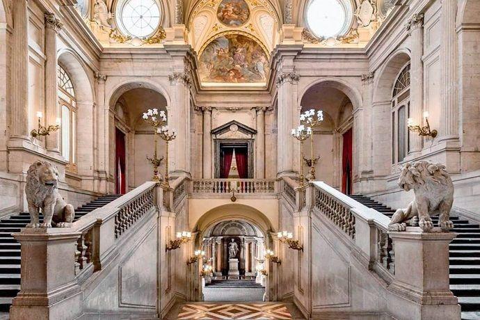 Ruta guiada Palacio Real de Madrid