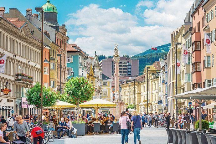 Excursión a Innsbruck y los pueblos del Tirol