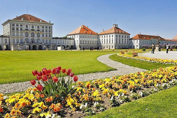 Excursión al Palacio de Nymphenburg