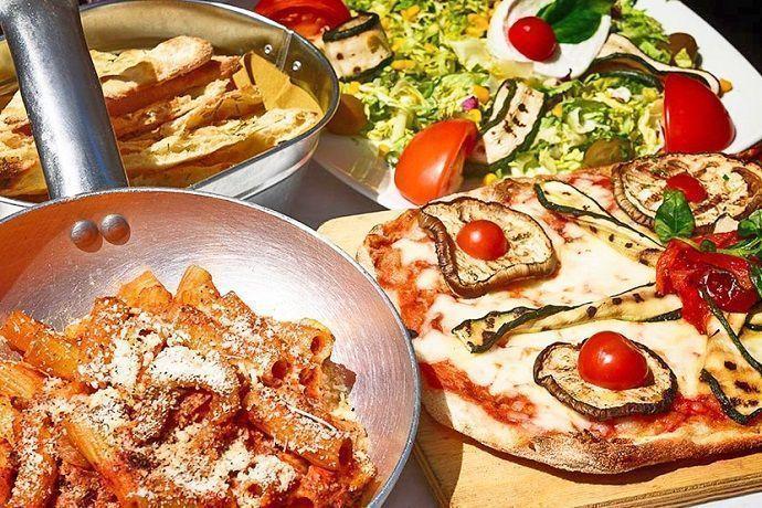 Tour gastronómico por Roma