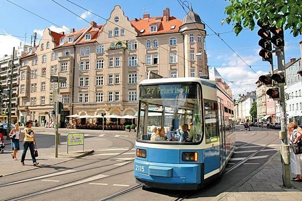 Tour privado en bicicleta por Múnich
