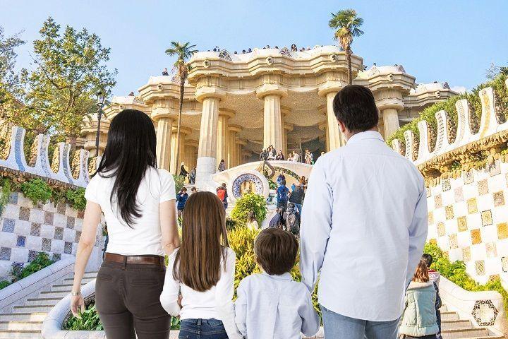 Visita guiada Parque Güell
