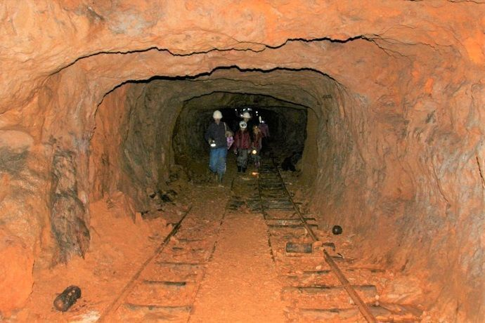 Tour guiado minas de Udias