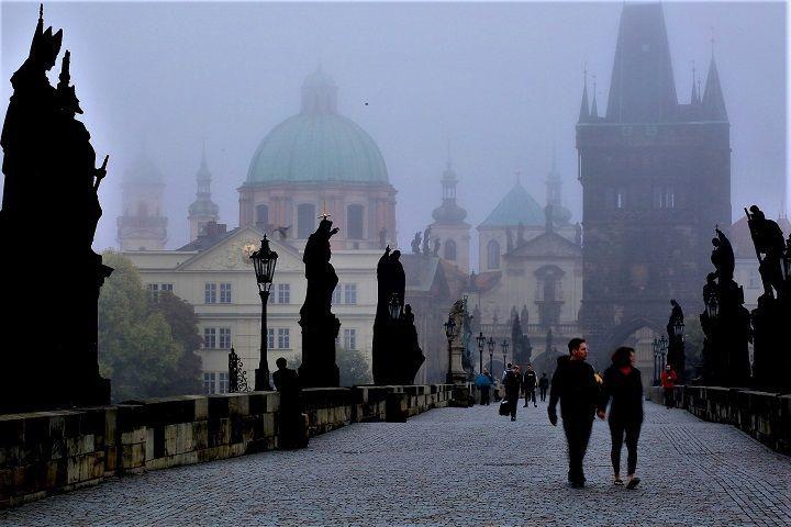 Tour misterios y leyendas Praga