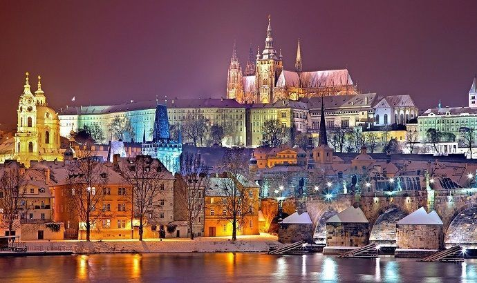 Tour nocturno por Praga