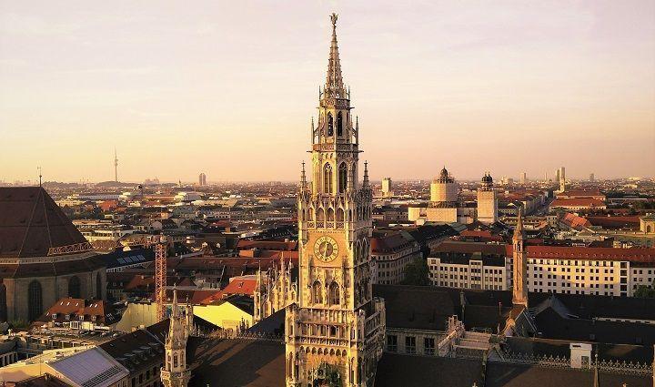 Visita guiada por Múnich