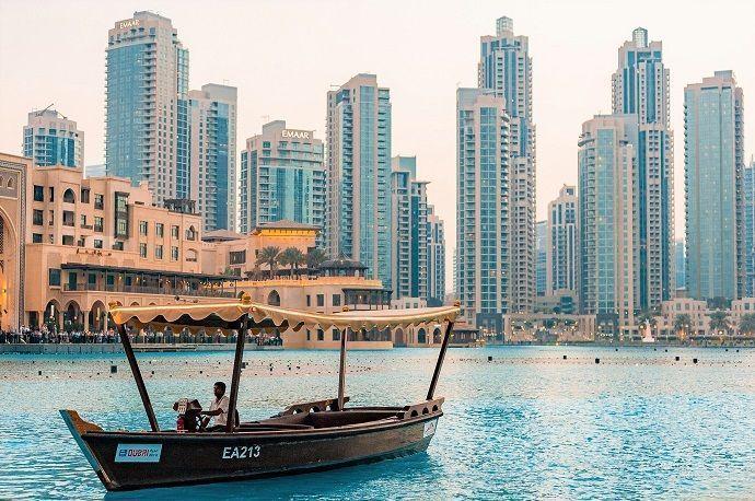 Visita guiada Dubái