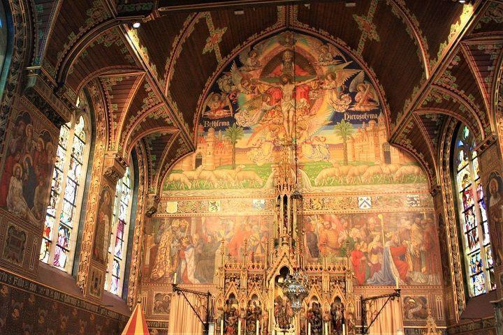 Visita guiada catedral de San Basilio Moscú.