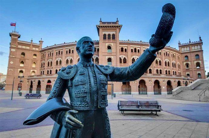 Visita guiada plaza de toros de Madrid