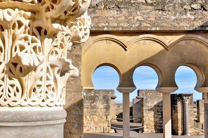 Excursión privada desde Córdoba a Medina Azahara