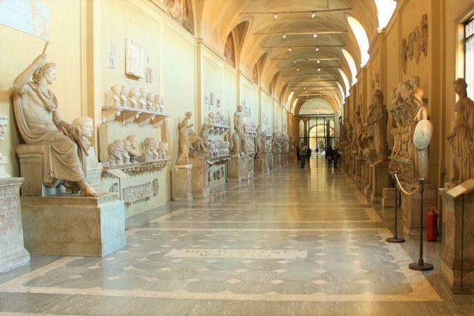 Tour privado Museos Vaticanos