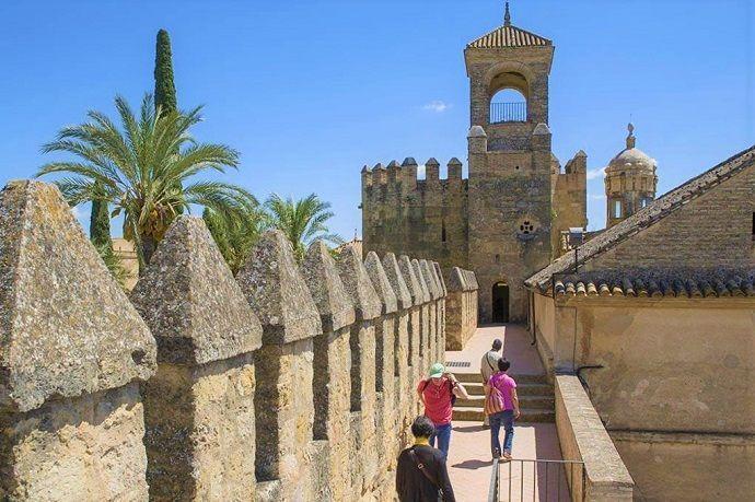 Tour guiado Alcázar de Córdoba