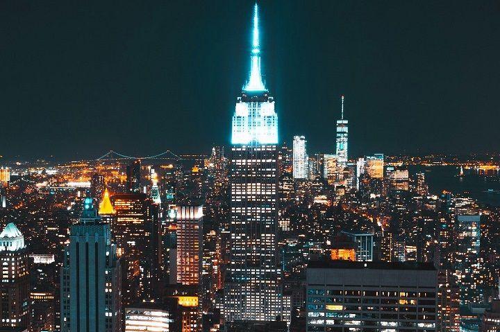 Tour nocturno por Nueva York