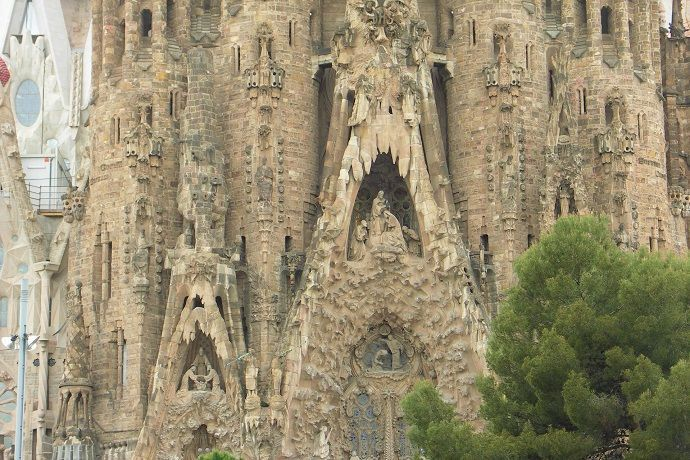 Tour privado Sagrada Familia exterior