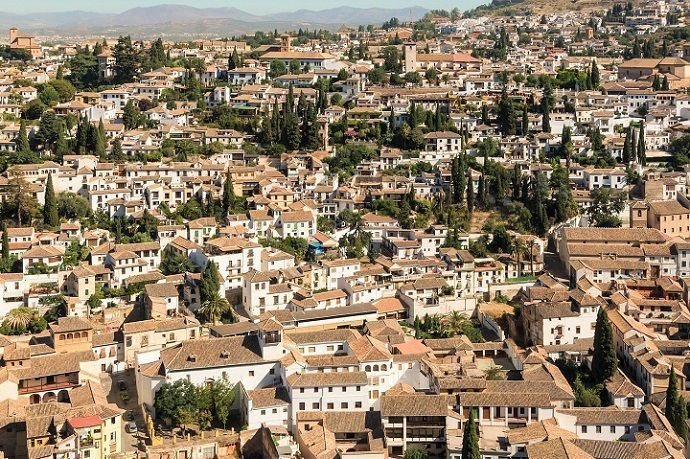 Guía privado Granada
