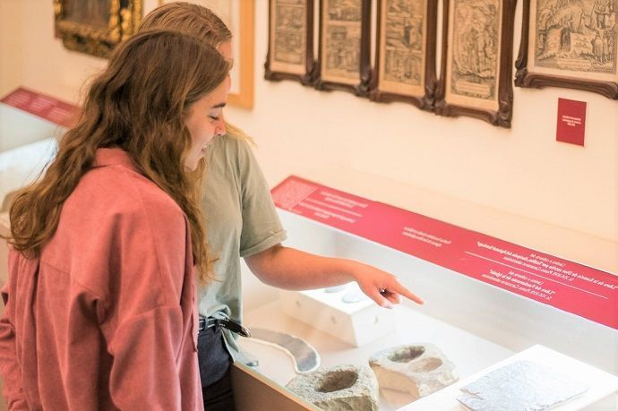 Visita guiada Museo Abadía del Sacromonte
