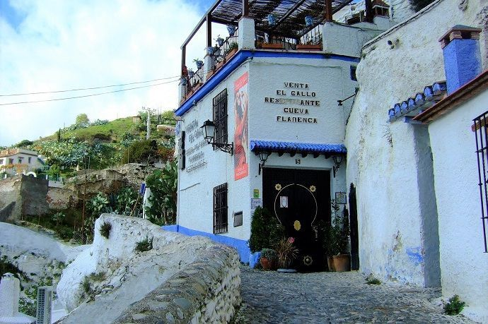 Tour privado Sacromonte y Albaicín