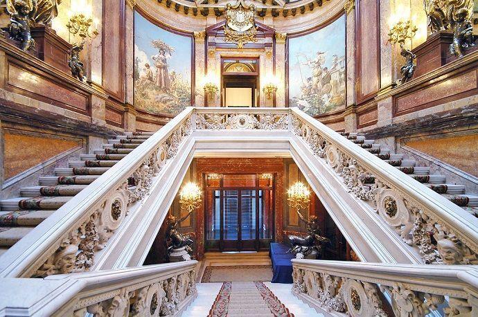 Visita guiada Palacio de Linares