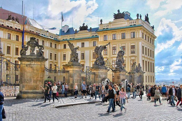 Tour Praga bicicleta