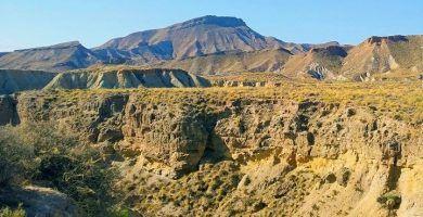 Excursión desierto Almería desde Granada