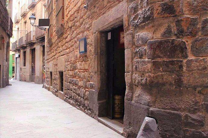 Tour judería Barcelona