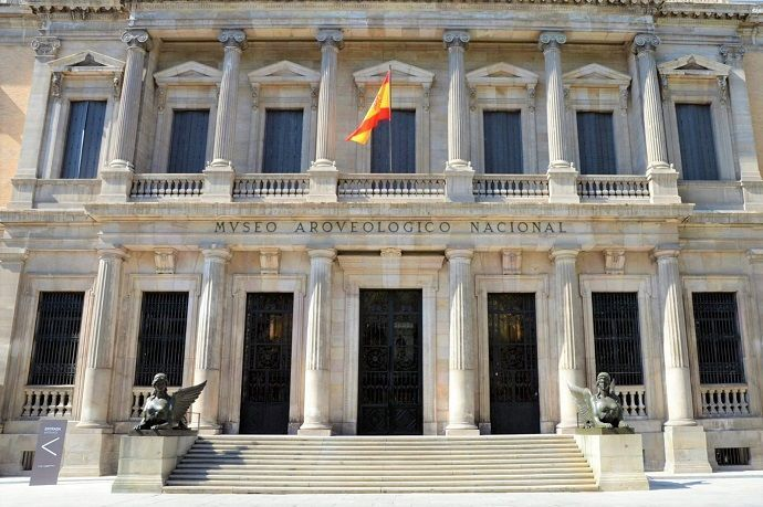 Visita guiada Museo Arqueológico Madrid