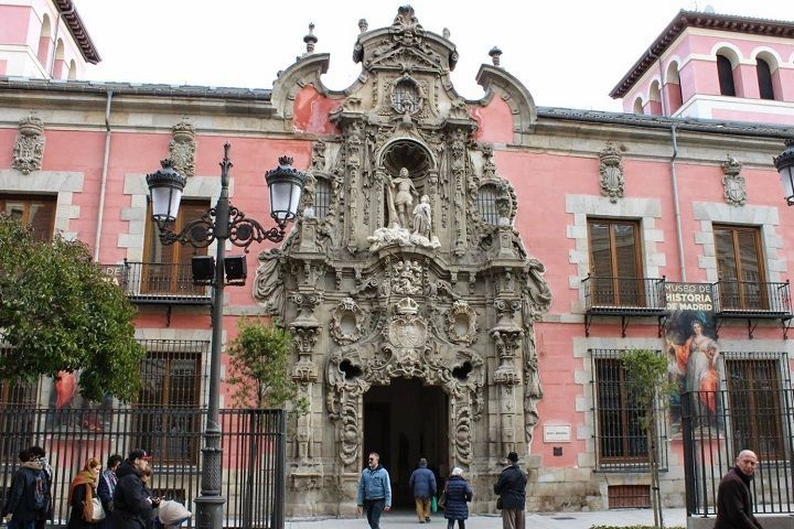 Visita guiada Museo Historia Madrid