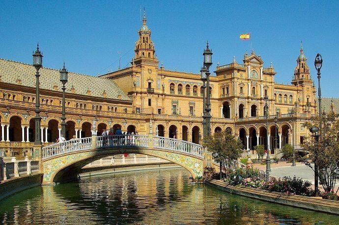 Visita guiada Plaza de España Sevilla