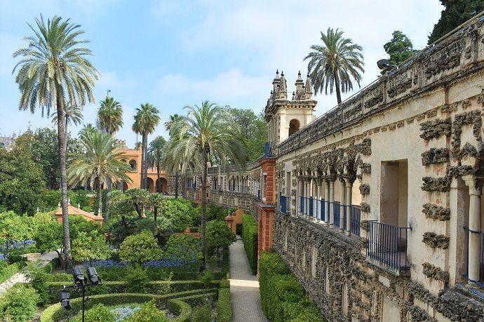 Visita guiada Sevilla. Alcázar.
