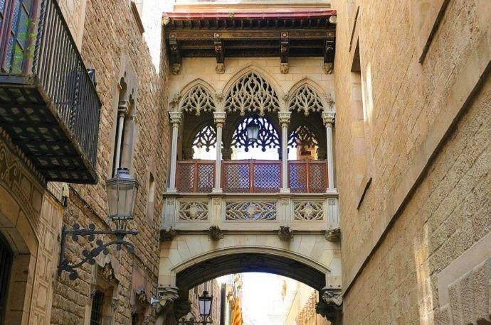 Visita guiada barrio gótico Barcelona